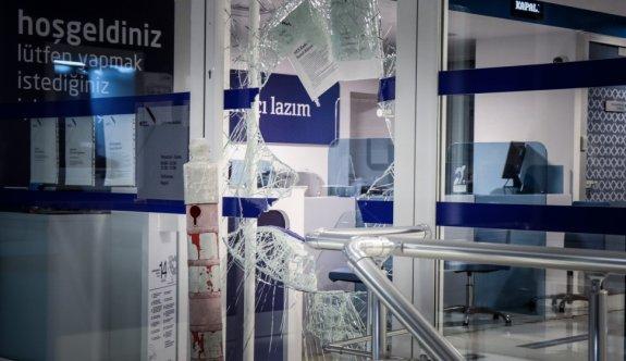 Bursa'da bankadan 200 lira soyuldu