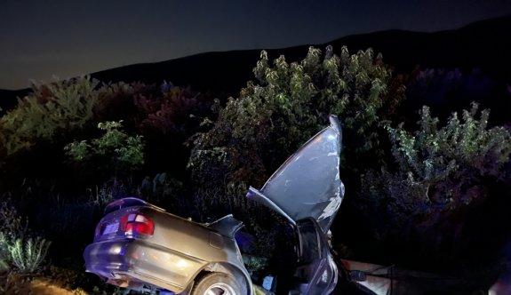 Bursa'da zincirleme kazada 1 kişi öldü, 4 kişi yaralandı