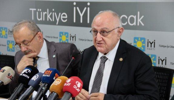 İYİ Parti Grup Başkanı İsmail Tatlıoğlu Bursa'da erken seçim tartışmalarını değerlendirdi: