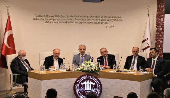 İYİ Parti Grup Başkanı İsmail Tatlıoğlu: