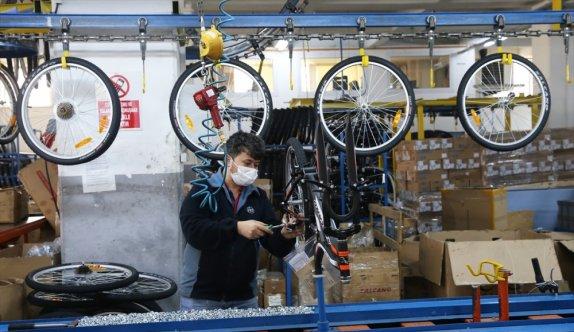 Koronavirüs sürecinde bisiklet kullanımı yaygınlaştı