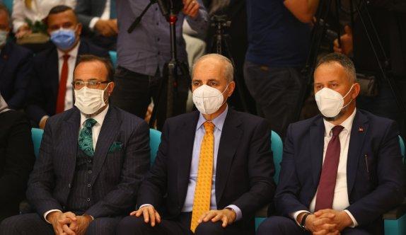 Kurtulmuş, Tekirdağ'da AK Parti Genişletilmiş İl Danışma Meclisi Toplantısında konuştu: