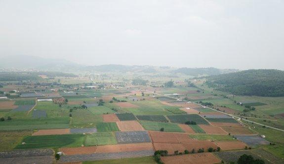 Sakarya'da yapılacak sulu tarım, ekonomiye 409,5 milyon lira katkı sağlayacak