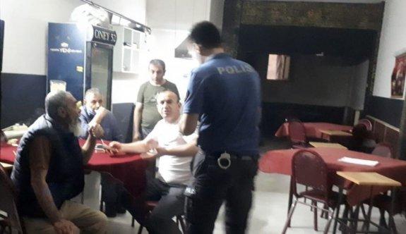 Tekirdağ'da kısıtlamayı ihlal eden 55 kişiye 178 bin lira ceza kesildi