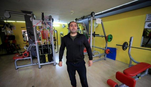 Trakya'da spor salonları hizmet vermeye başladı
