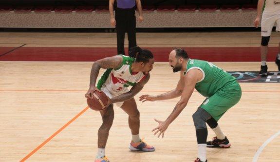 Türkiye Basketbol 1. Ligi play-off yarı finali