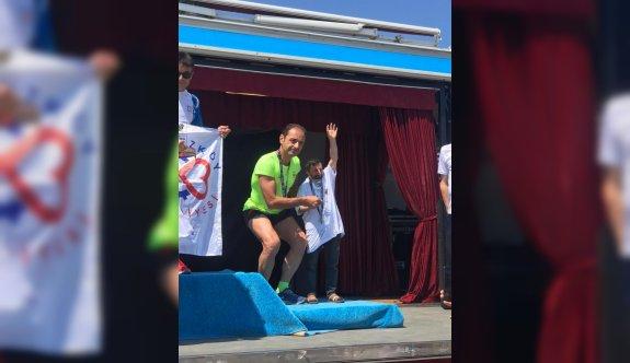Ulusal Avşa Yarı Maratonu tamamlandı