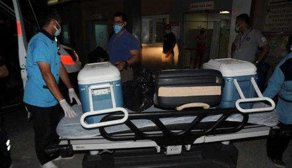 Balıkesir'de beyin ölümü gerçekleşen kadının organları üç hastaya nakledilecek
