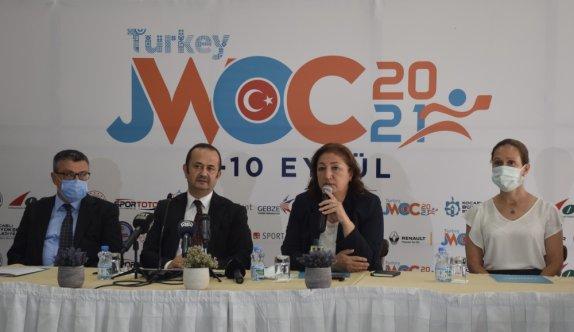 2021 Dünya Gençler Oryantiring Şampiyonası Kocaeli'de düzenlenecek
