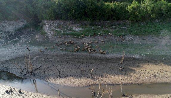 İstanbul'a su sağlayan barajlardaki su seviyesi yüzde 58,83'e düştü