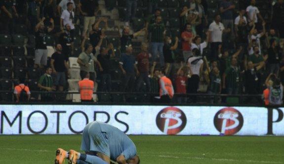 Kocaelispor-Samsunspor maçının ardından
