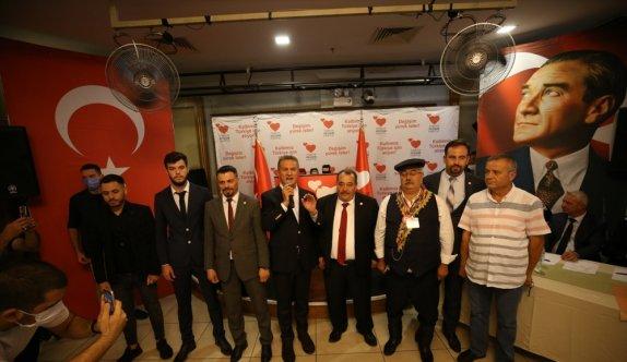 TDP Genel Başkanı Sarıgül, Balıkesir'de partisinin il kongresine katıldı: