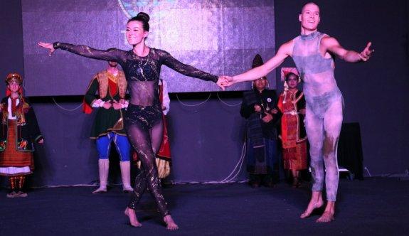 34. TUFAG Uluslararası Halk Dansları Festivali sona erdi