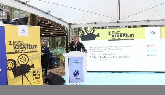7. Sakarya Uluslararası Film Festivali üniversite öğrencilerinin eserlerine ev sahipliği yapacak