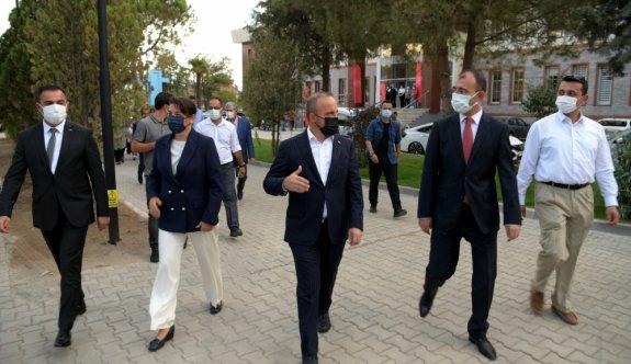 AK Partili Bülent Turan, Adapark Sosyal Tesisleri'nin açılışında konuştu: