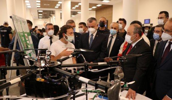 Bakan Varank, Gebze Teknik Üniversitesi akademik yılı açılışında konuştu: (1)