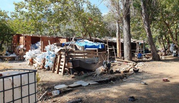 Balıkesir'de çiftlikte işlenen cinayetle ilgili 6 şüpheli gözaltına alındı