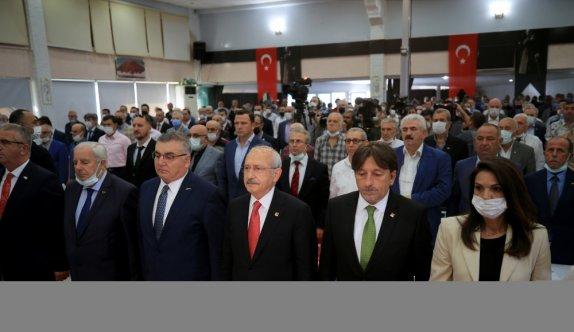 CHP Genel Başkanı Kılıçdaroğlu, Kırklareli'nde konuştu: (1)