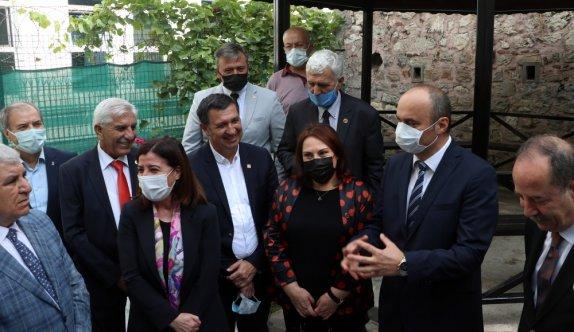 Edirne'de Muhtarlar Konağı hizmete açıldı