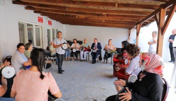 Edirneli ev hanımları kurdukları ritim grubu ile kenti tanıtacak