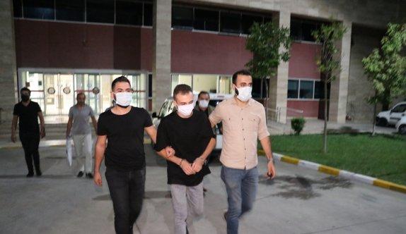 İstanbul'da kuyumcudan 4,5 kilogram altın çaldığı iddia edilen şüpheli Manisa'da yakalandı