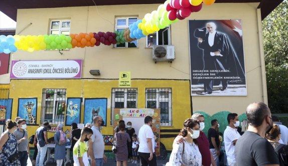 İstanbul'da okullarda uyum eğitimi başladı