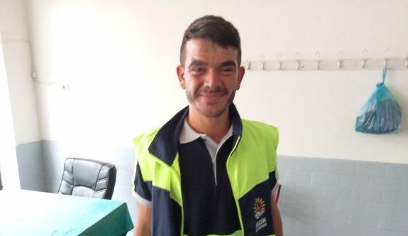 Kocaeli'de kalp krizi geçiren kişiye ilk müdahaleyi temizlik görevlisi yaptı
