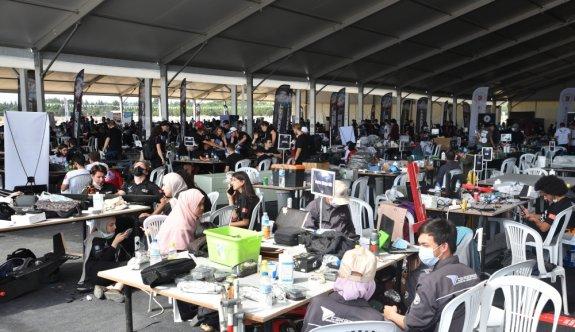TEKNOFEST'te İHA Yarışmaları heyecanı Bursa'da devam ediyor