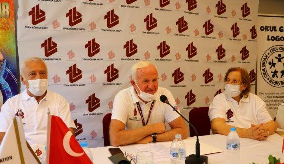 Türk Böbrek Vakfı Başkanı Erk, Tekirdağ'da
