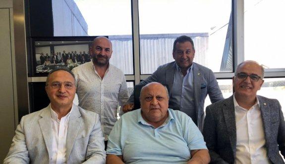 TVF Başkanı Mehmet Akif Üstündağ'dan Kiğılı'ya ziyaret