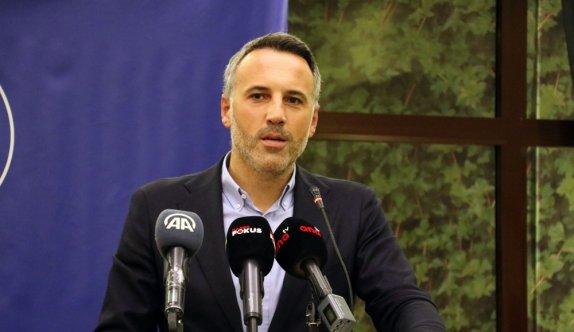AK Parti'li Yavuz, Sağlık-Sen Sakarya Divan Toplantısı'nda konuştu:
