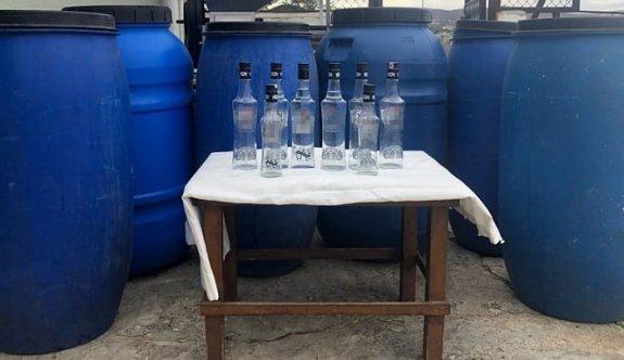 Balıkesir'de sahte içki operasyonunda 3 kişi gözaltına alındı