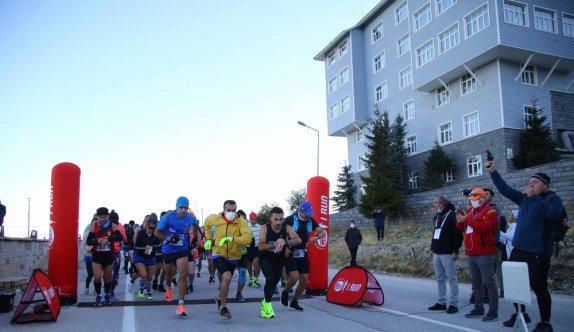 Bursa'da Eker I Run Koşusu'na bin 569 sporcu katıldı