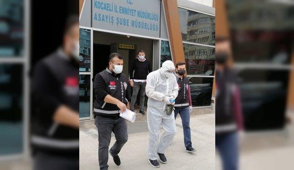 GÜNCELLEME - Pazarlama personelinin öldürüldüğü faili meçhul cinayetle ilgili yakalanan 2 zanlı tutuklandı