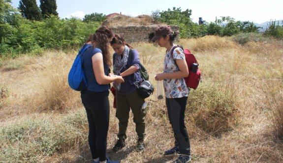 Helenapolis Antik Kenti'nde Helenistik döneme ait bulgulara rastlandı