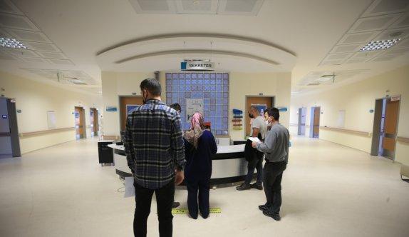 İkinci doz aşılamada ilk sıradaki Kırklareli'nde aşı çalışmaları sürüyor