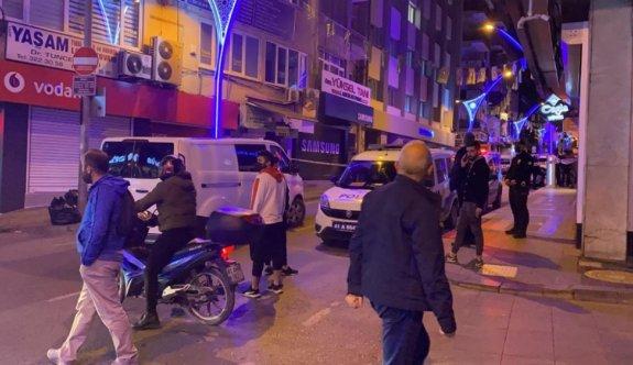 Kocaeli'de apartmanın 5. katından düşen kişinin ölümüyle ilgili bir şüpheli tutuklandı