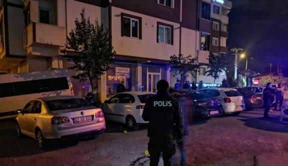 Kocaeli'de eski eniştesinin tabancayla vurduğu kişi yaralandı