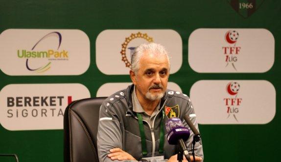 Kocaelispor-İstanbulspor maçının ardından