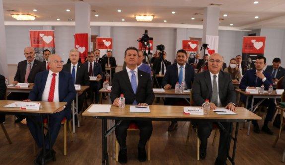 TDP Genel Başkanı Sarıgül Kocaeli'de 1. Değişim Kampı'na katıldı