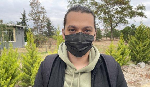 Trakya'da üniversite öğrencilerinden Bakan Koca'nın aşı çağrısına destek