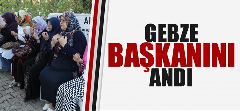 Rahmetli Ahmet Penbegüllü dualarla anıldı