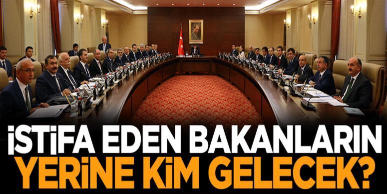 HDP'li bakanların yerine kim gelecek?