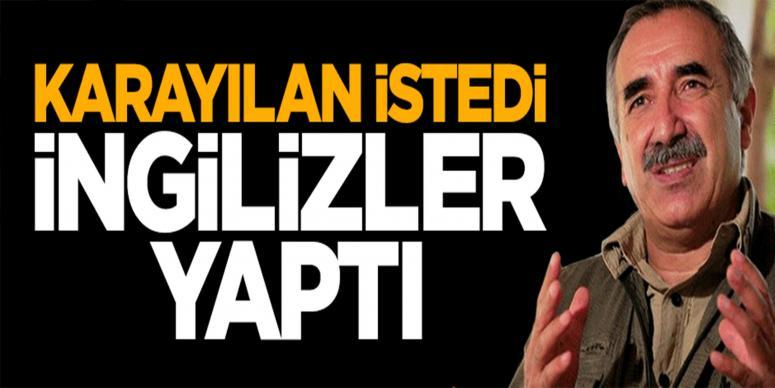 İngilizlerden PKK'yı aklama dosyası