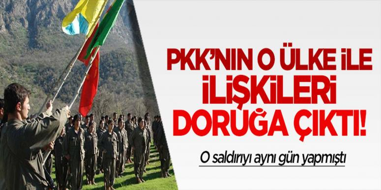 'PKK'nın İran ile ilişkileri doruğa çıktı'