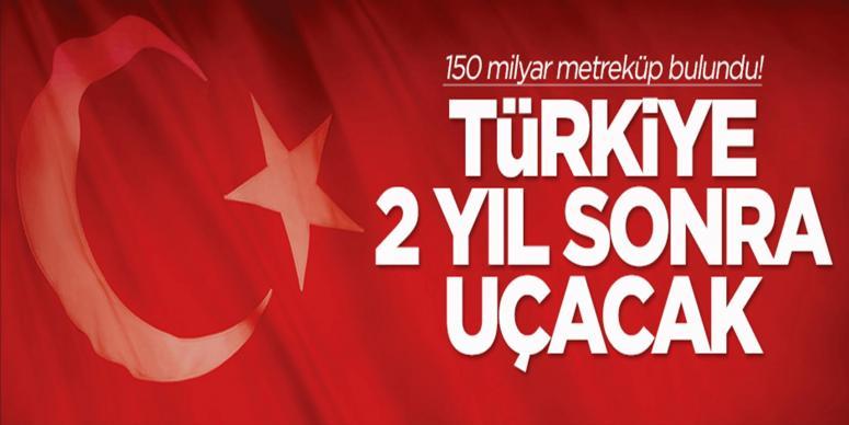 İki yıl sonra Türkiye uçuşa geçecek