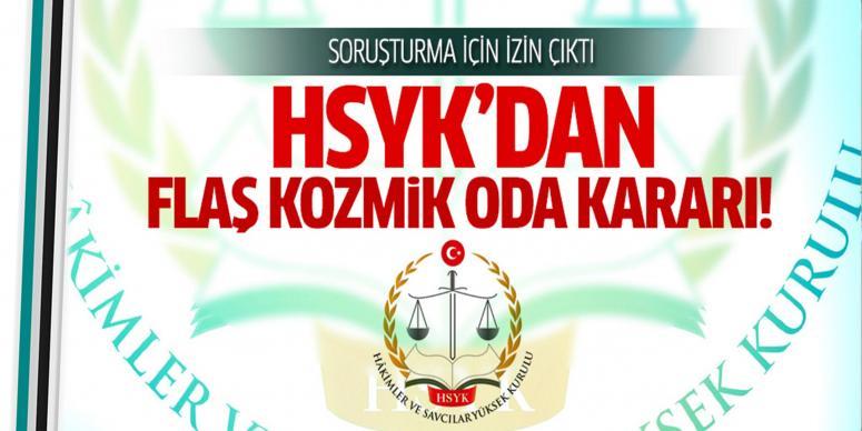HSYK'dan kozmetik oda kararı