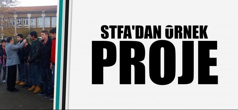 STFA'dan örnek proje