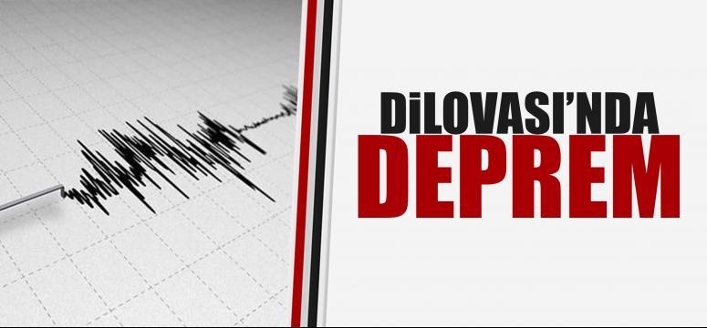Dilovası'nda deprem oldu!