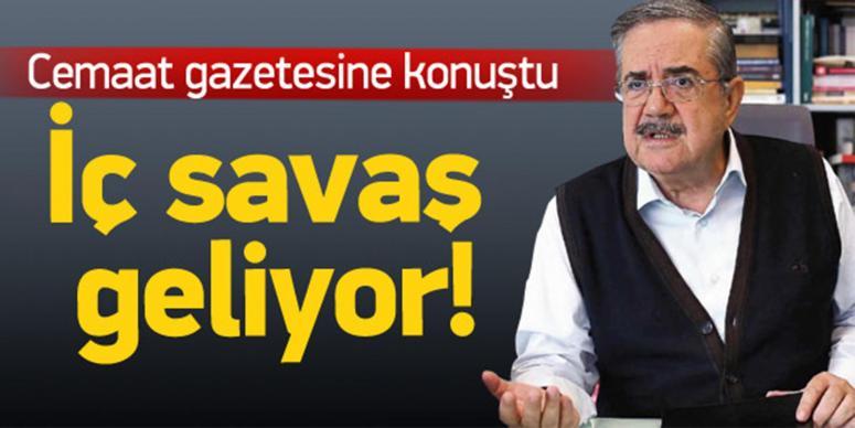 Taha Akyol: Türkiye'de iç savaş endişem var